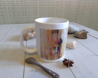 "Mug ""Mirage""(impression recto-verso)"