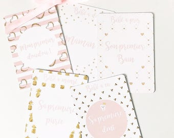 The Sweet pink by Jolimemory baby kit