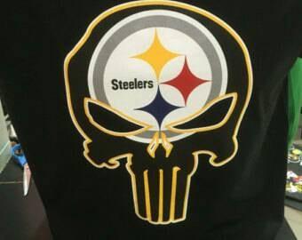 Punisher Steelers Shirt