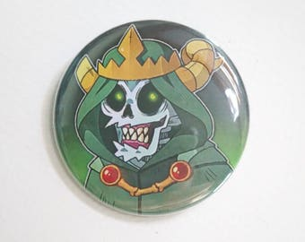 Adventure time - The Lich badge