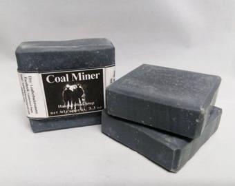 Coal Miner Soap