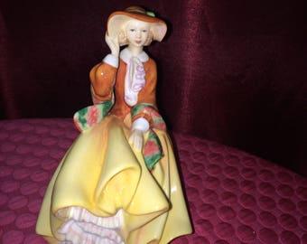 2005 Royal Doulton Pretty Ladies Porcelain Figurines - Abigail