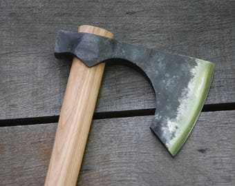 Two-lugged bearded axe (Viking age)