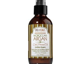 100% Natural Moroccan Argan Oil-organic skin care-health and beauty-hair care-moisturizer