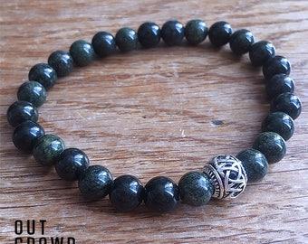 Handmade Bracelet Serpentine