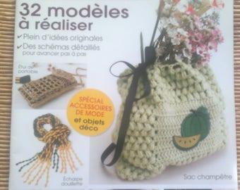 Magazine: easy crochet designs