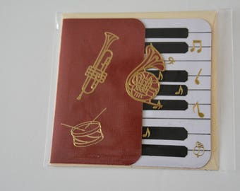 Card for music lovers