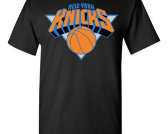 New York Knicks T-shirt Black
