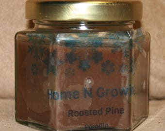 Roasted Pine Cone Candle