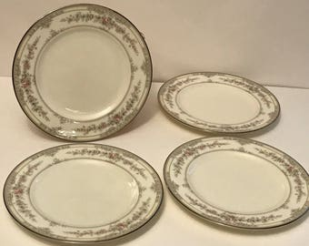 Noritake Shenandoah Bread & Butter Plates set of 8
