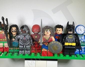 Custom DC Comics Justice League