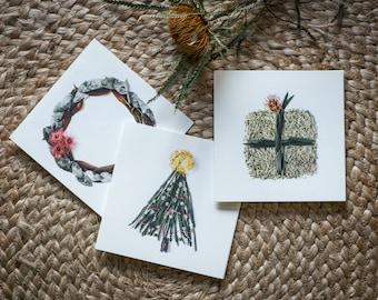 Festive as ... (gift)