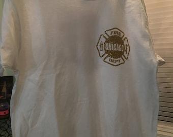 Chicago Fire Dept. Kids/Adults Logo Shirts