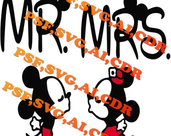 File MRs and MR Mickey