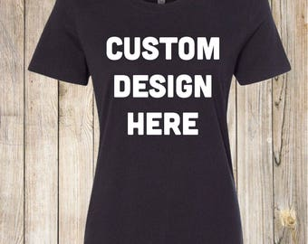 Womens Custom Shirt