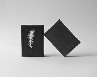 Pine & Charcoal Soap