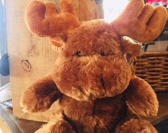 Stuffed Moose