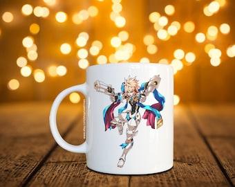 Anime Character Coffee Mug / Cup