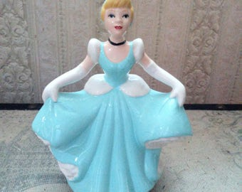 Disney's Cinderella Ceramic Figurine