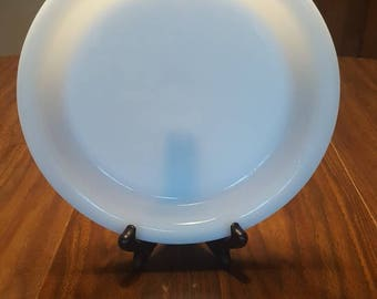 Vintage Federal Glass Pie Plate