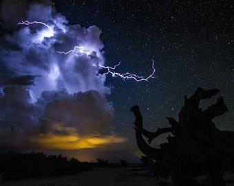 Thunderhead - Astrophotography Print