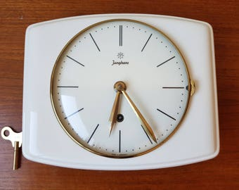 Junghans Kitchenwatch from the 50ies with key
