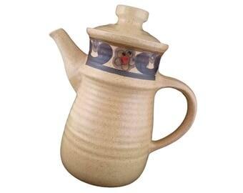 Aquarius Coffee Pot from J & G Meakin