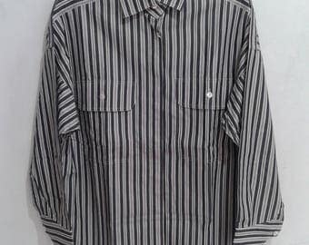 Fendi 365 By Contir Shirt Made in Italy Size 38