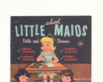 Vintage Sixties School Paper Dolls