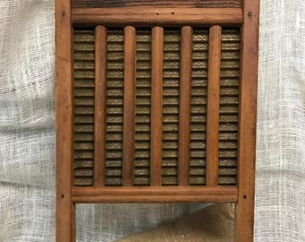 Vintage National Washboard Co