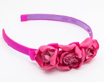 Hair accessories for girls, flower head wreath, floral head wreath, handmade fairy wreath, flower wreath, flower hair crown, wedding wreath