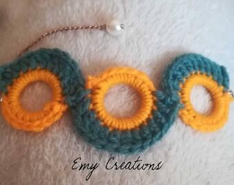 Braided band Bracelet