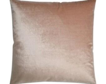 Mixologist Blush 100% Down Luxury Pillow