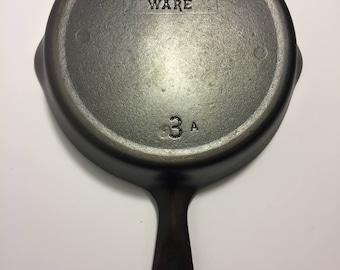 Restored Cast Iron - Favorite Piqua Ware #3