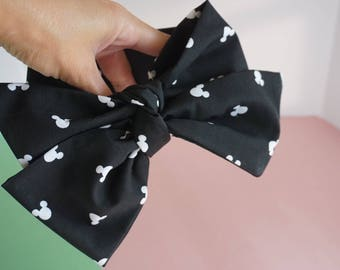 Mickey Mouse Headwraps