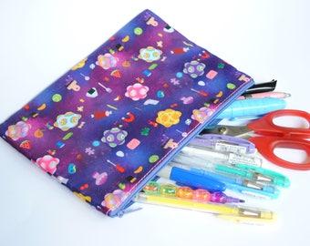 Katamari Damacy Pencil/Cosmetic Bag