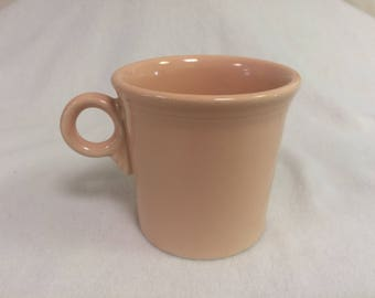 "Mug from Fiesta's ""Apricot"" Pattern"