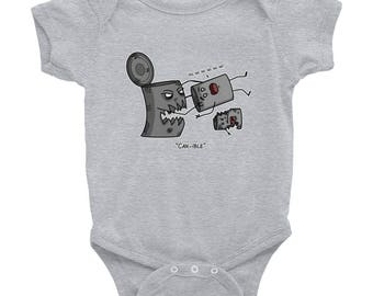 """Can-ible"""" - Infant Bodysuit"""