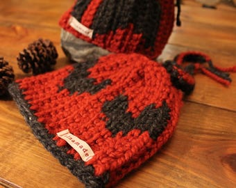 Pygmy Ruby Hat