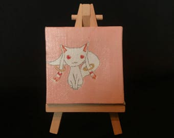 Mini Kyubey Painting