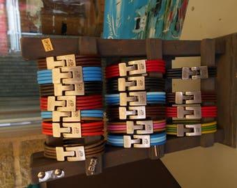 Bracelet 4 rows