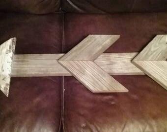 barnwood arrow