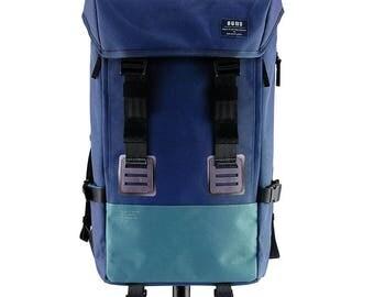 Adventurist BKPK | Midnight Steel Blue BackPack