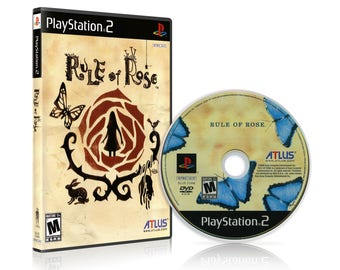 Rule of Rose Reproduction for the Playstation 2