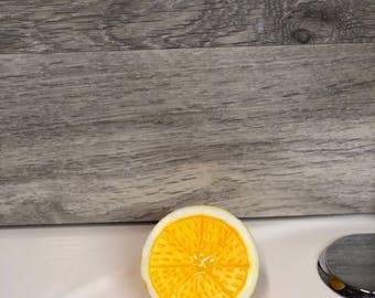Lemon Soap Bar