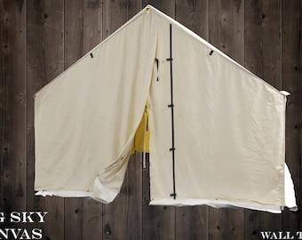 Big Sky Canvas Wall Tent 12' X 14'