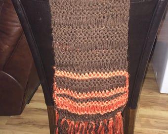 Egypto Homemade knit Scarves
