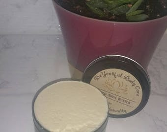 8oz Rose - Whipped Shea Butter
