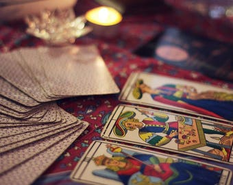 Celtic Cross Spread Tarot Reading