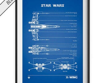 X wing fighter star wars art print star wars x wing x wing poster x wing fighter print star wars wall art malvernweather Image collections